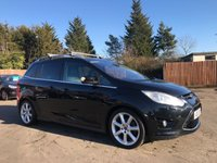 USED 2011 11 FORD GRAND C-MAX 1.6 TITANIUM 5d  7 SEATS, PAN ROOF, LOW MILEAGE NO DEPOSIT HP FINANCE ARRANGED , APPLY HERE NOW