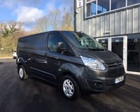 USED 2015 15 FORD TRANSIT CUSTOM 2.2 290 LIMITED L2 LWB 124 BHP