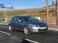 USED 2012 62 VAUXHALL ASTRA 1.4 SRI 5d 98 BHP 2 PREVIOUS KEEPER * MOT feb 2020 +   AUX CONNECTION +  TRACTION CONTROL +  SERVICE RECORD +