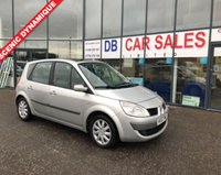 USED 2007 57 RENAULT SCENIC 1.5 DYNAMIQUE DCI 5d 106 BHP NO DEPOSIT AVAILABLE, DRIVE AWAY TODAY!!