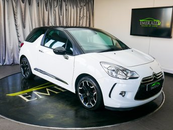 2012 CITROEN DS3 1.6 E-HDI DSTYLE PLUS 3d 90 BHP £4450.00
