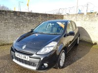 USED 2012 62 RENAULT CLIO 1.2 16v Expression + 5dr 3 Month RAC warranty / Finance