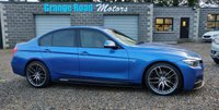 USED 2014 14 BMW 3 SERIES 2.0 318D M SPORT 4d 141 BHP M PERFORMANCE