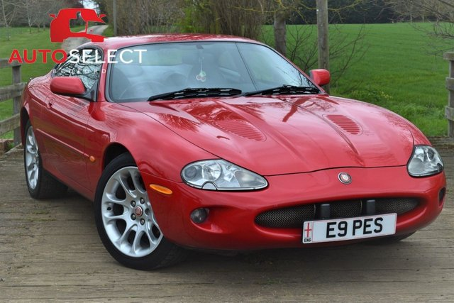 View our JAGUAR XKR