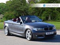 USED 2008 58 BMW 1 SERIES 3.0 125I M SPORT 2d 215 BHP