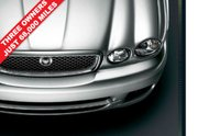 USED 2008 08 JAGUAR X-TYPE 2.0 SE 5d 129 BHP Superb Specification Example with Low Mileage & Full Service History