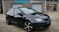 2015 SEAT IBIZA 1.2 CR TDI S 5d 74 BHP £SOLD