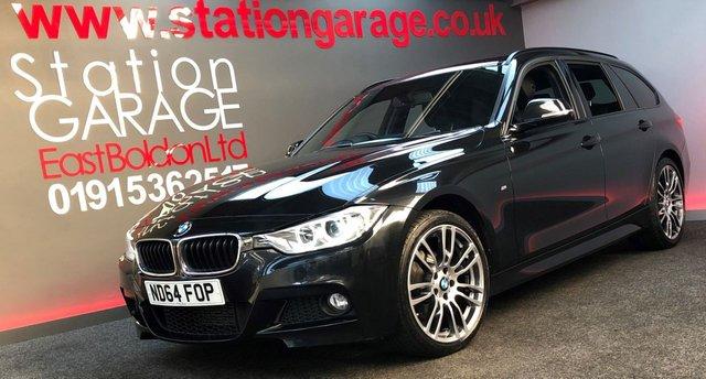2015 64 BMW 3 SERIES 2.0 320D XDRIVE M SPORT TOURING 5d AUTO 181 BHP
