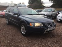 USED 2006 56 VOLVO XC70 2.4 D5 SE 5d 185 BHP Diesel AWD estate with full service history