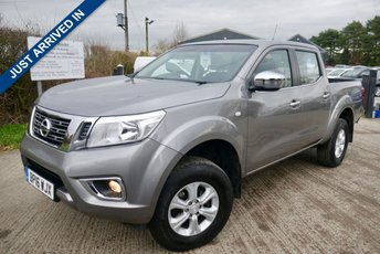 View our NISSAN NP300 NAVARA