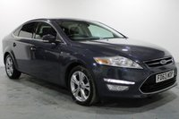 USED 2014 63 FORD MONDEO 2.0 TITANIUM X BUSINESS EDITION TDCI 5d AUTO 161 BHP