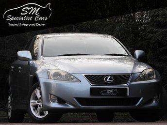 2007 LEXUS IS 220D 2.2 220D 4d 175 BHP £3490.00