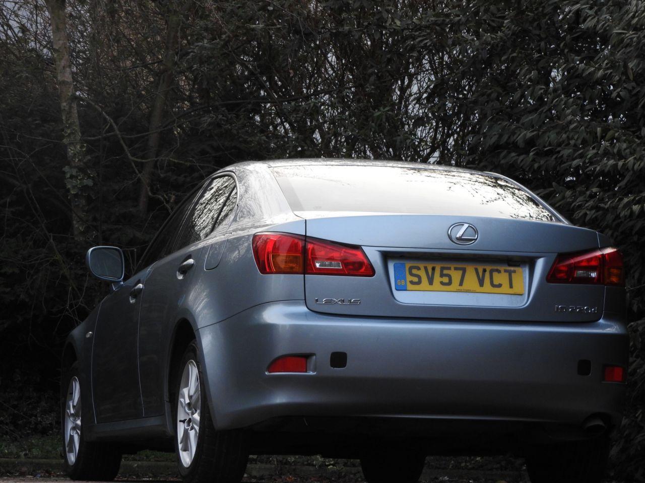 2007 Lexus IS 220d 220d £3,390