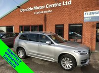USED 2016 66 VOLVO XC90 2.0 D5 POWERPULSE MOMENTUM AWD 5d AUTO 231 BHP Family 7-Seater   :   Bluetooth   :   Sat Nav   :   DAB Radio   :   Wi-Fi   :   Leather upholstery   :  Electrically adj driver + passenger seats  :  Heated front seats  :  Remotely operated tailgate  :  Rear parking sensors    :    Last service 06/12/18 at 26,077 miles