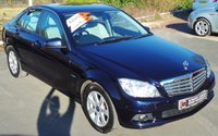 USED 2010 60 MERCEDES-BENZ C CLASS 1.8 C180 CGI BLUEEFFICIENCY SE 4d AUTO 156 BHP Very Low Miles - 8 Service Stamps - High Spec Example