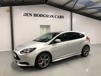 USED 2014 64 FORD FOCUS 2.0 ST-2 5d 247 BHP Only 50k! FSH! 1 Owner!