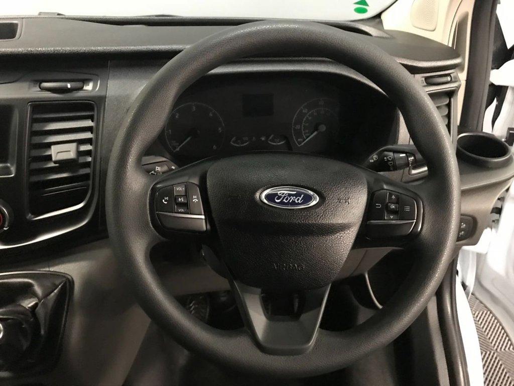 2018 Ford Transit Custom 300 Base P V L1 H1 163 14 000
