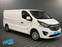 USED 2017 67 VAUXHALL VIVARO 1.6 L2H1 2900 SPORTIVE CDTI  * 0% Deposit Finance Available