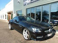 2014 MERCEDES-BENZ SLK 2.1 SLK250 CDI BLUEEFFICIENCY AMG SPORT 2d AUTO 204 BHP £13495.00