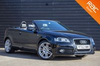 USED 2012 62 AUDI A3 2.0 TDI S LINE 2d 138 BHP £0 DEPOSIT BUY NOW PAY LATER - FULL S/H - REAR PARKING SENSORS