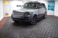 USED 2013 13 LAND ROVER RANGE ROVER 4.4 SD V8 Autobiography 4X4 5dr Megga Spec, PanRoof, Rear TV