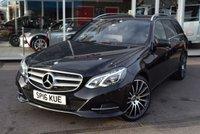 2016 MERCEDES-BENZ E CLASS 2.1 E220 BLUETEC SE 5d AUTO 174 BHP £16890.00
