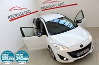USED 2013 63 MAZDA MAZDA 5 1.6 VENTURE EDITION D 5d 113 BHP 2 Keys, Genuine Low Mileage!
