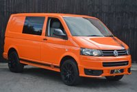 USED 2013 13 VOLKSWAGEN TRANSPORTER 2.0 T32 TDI 1d 140 BHP Colour Coded