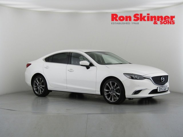 View our 2017 17 MAZDA 6 2.0 SPORT NAV 4d 163 BHP