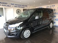 2014 FORD TRANSIT CONNECT 1.6 200 TREND P/V 1d 114 BHP £6995.00