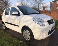 USED 2010 10 KIA PICANTO 1.1 2 5d 64 BHP AIR CONDITIONING:
