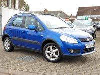 2008 SUZUKI SX4 1.6 GLX 5d AUTO 106 BHP £3600.00