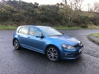 2015 VOLKSWAGEN GOLF 1.4 MATCH TSI BLUEMOTION TECHNOLOGY 5d 120 BHP £8595.00