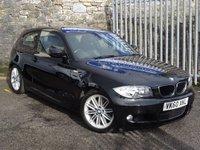 2010 BMW 1 SERIES 2.0 116D M SPORT 3d 114 BHP £6699.00