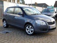 2008 SKODA FABIA 1.6 LEVEL 2 16V 5d AUTO 103 BHP £3400.00