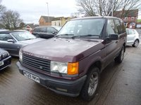 USED 1995 M LAND ROVER RANGE ROVER 4.6 HSE 5d AUTO 222 BHP