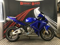 2005 HONDA CBR600RR 599cc CBR 600 RR-4  £2990.00