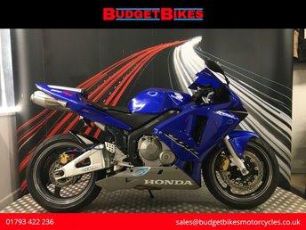 View our HONDA CBR600RR