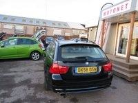 USED 2008 58 BMW 3 SERIES 2.0 320I SE TOURING 5DR AUTOMATIC 170 BHP