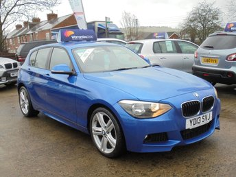 2013 BMW 1 SERIES 2.0 118D M SPORT 5d 141 BHP 1 OWNER *FULL SERVICE HISTORY* STUNNING* £SOLD