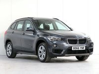 2016 BMW X1 2.0 SDRIVE18D SE 5d 148 BHP £16278.00