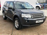 USED 2010 60 LAND ROVER FREELANDER 2.2 TD4 GS 5d 150 BHP