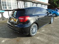 USED 2014 14 MERCEDES-BENZ A CLASS 1.8 A200 CDI BLUEEFFICIENCY AMG SPORT 5d AUTO 136 BHP