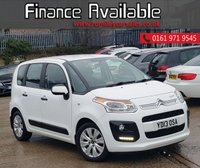 USED 2013 13 CITROEN C3 PICASSO 1.6 PICASSO VTR PLUS HDI 5d 91 BHP 1 FORMER KEEPER+12 MONTHS MOT