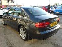 USED 2009 59 AUDI A4 1.8 TFSI SE 4d AUTO 158 BHP
