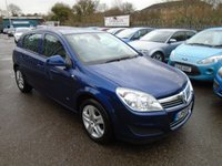 USED 2010 59 VAUXHALL ASTRA 1.4 ACTIVE 5d 88 BHP