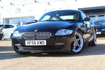 2007 BMW Z4 3.0 Z4 SI SPORT COUPE 2d 262 BHP £8995.00