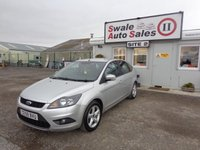 2009 FORD FOCUS 1.6 ZETEC 5 DOOR 100 BHP £3295.00