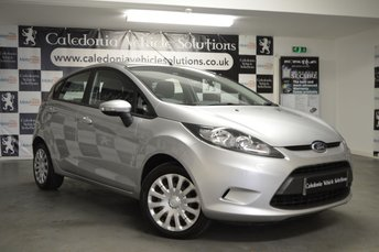 2010 FORD FIESTA 1.2 EDGE 5d 81 BHP £3888.00