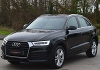 USED 2015 15 AUDI Q3 2.0 TDI S LINE 5d 148 BHP ** PART EXCHANGE WELCOME** **PCP FINANCE AVAILABLE**